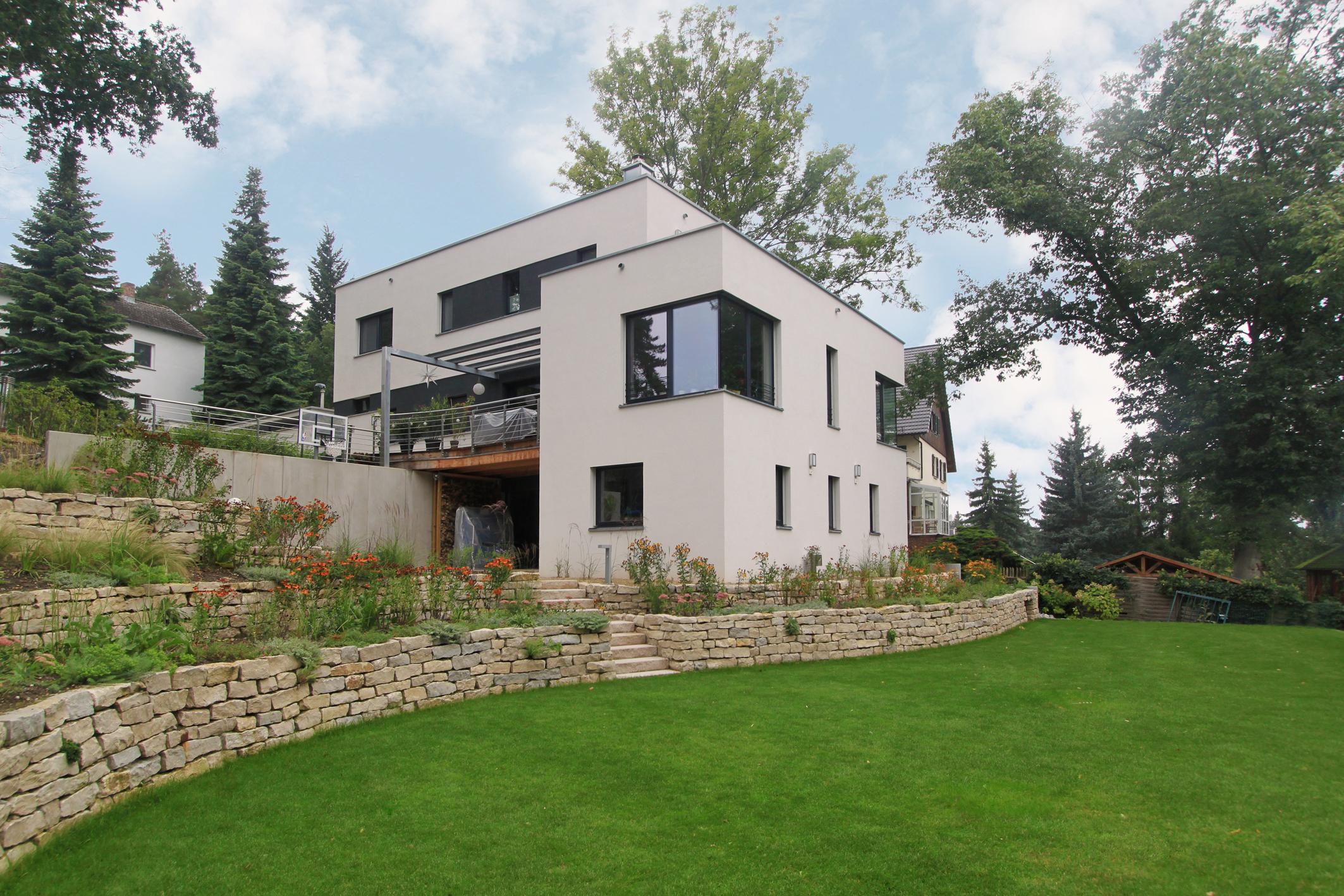 Haus am Hang - däschler architekten & ingenieure : däschler ...